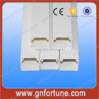 Middle East Hot 16X16 Square PVC Cable Channel