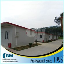 fast installation cheap prefab houses for Nepal