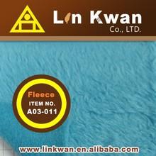 Taiwan LK A03-011 double face fleece knitted fabric sherpa dyeing polar fleece fabric