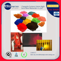Hot sale UV resistant park equipment polyester powder coating