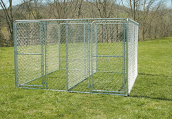 ISO 9001 6ft dog kennel cage / heated dog kennel / dog box used kennel