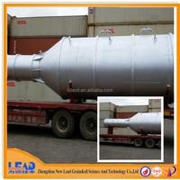 Crude oil refining machine for deodorization and decolorization
