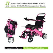 Electric commode wheelchair for children