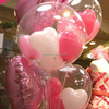 36 inch dia transparent latex balloon for gifts packing