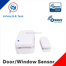 To enjoy safety smart home living---wireless door/window magnetic switch for home security alarm
