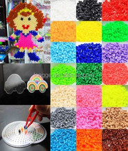 5mm 1000pcs HAMA/PERLER BEADS for GREAT Kids Great Fun 56 single color