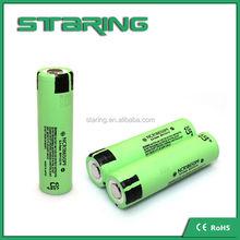 PF 3.6V 2900mah li-ion18650 2900mAh 10A Discharge NCR18650PF 3.7V Lithium rechargeable battery