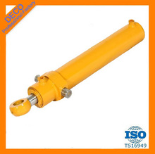 used double acting long stroke small telescope hydraulic cylinder