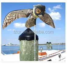 PE Plastic Flying Plastic Owl For Hunting