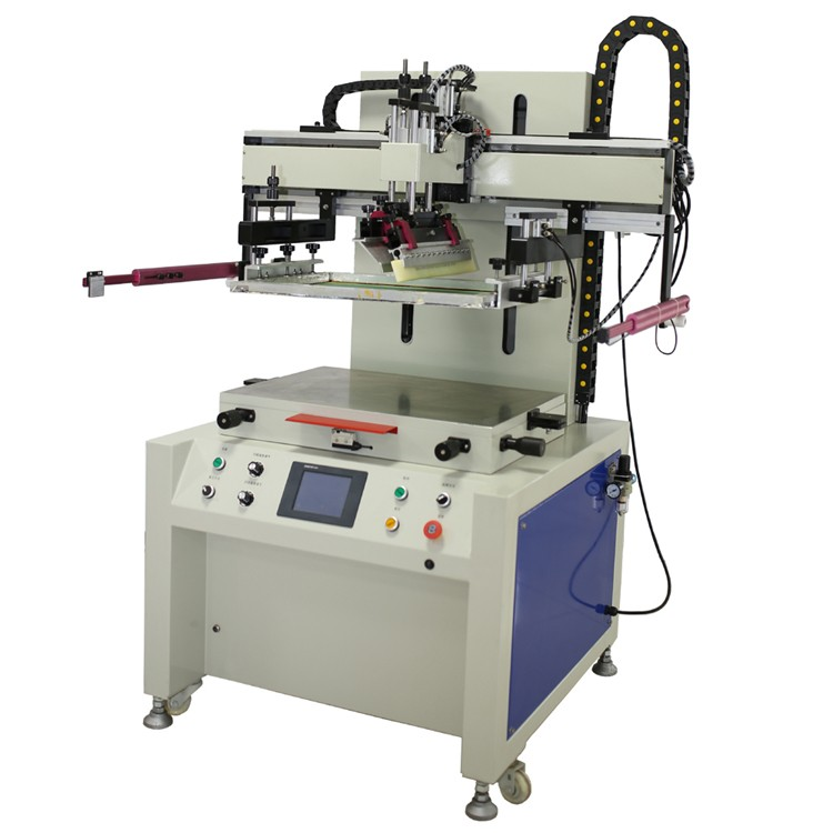 fine quality 1 station 1 color manual screen printer with reasonable price