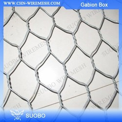 Hot Sale Cost Of Gabion Baskets, Gabion Wall Cost, Decorative Gabion Wall
