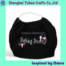 Custom Bikini suit and lotions packaging storage bags waterproof