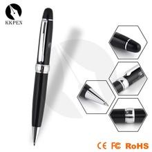 Jiangxin custom promotional metal twist pen logo ballpoint pen