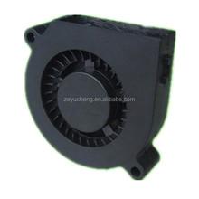 12v dc blower fan DC 6015 mini exhaust fan