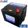 Maintenance free battery Truck battery 12V 6TN 100Ah