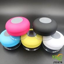 Portable bluetooth Shower Waterproof Bluetooth Speaker,Mini Wireless Waterproof Speaker