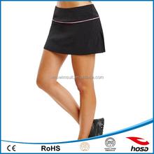 Polyester Sublimation Custom Ladies Tennis Skirt