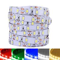 Hot sale 60PCS of high brightness SMD 5630 (5730) LED per meter economical 12VDC Non-waterproof type Flexible LED Strip