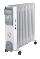 oil filled radiator/electric oil heaters/oil radiators HDB-A4F