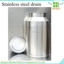 small stainless steel milk water bucket in good sealing property