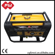 Three phase hot product petrol power generator