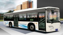 Electric City Bus, Electric Vehicle, Electric bus
