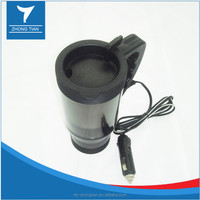 Hot Selling Coffee Thermos Travel Mug with 12V DC For car (CE)