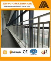 HDG iron balcony protection made in china YT-014