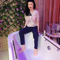 158cm inflatable doll sex toy for 2050's future style sex doll online