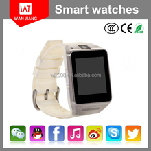 1.54 inch high qaulity lowest price android dual sim waterproof smart watch phone