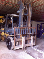 used toyota forklift 6 ton, japan used toyota forklift price