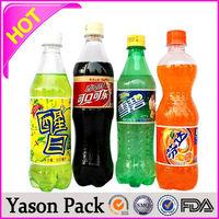 Yason pvc shrink removable fruit label customized shrinking wrap labels free sample! red wine bottle shrink cap