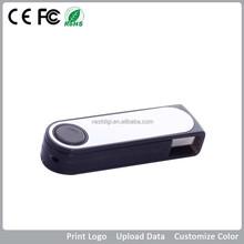 brand marketing gifts rotating usb flash drive with logo printing