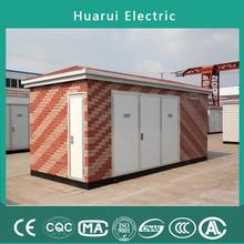 Box-type 12kv switchgear/outdoor electrical distribution box/sf6 ring main unit switchgear
