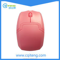2.4G Wireless Optical Mouse For PC and Laptop--Pink