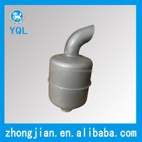 Variety complete affordable professional manufacturing agricultural machine single cylinder diesel engine parts ZS1110 silencer