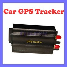 Real-Time GSM/GPRS Tracking Vehicle Car GPS Tracker