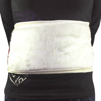 OEM elastic knitting keeping warm back guard waist support