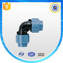 Elbow 90 Degree type Plastic quick connect fittings