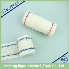 cotton and spandex crepe bandage