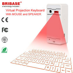 Easy Top Wireless Bluetooth Laser Projector Keyboard for Mobile