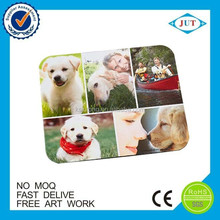 Hot selling popular gift decoration custom computer rubber mouse pad