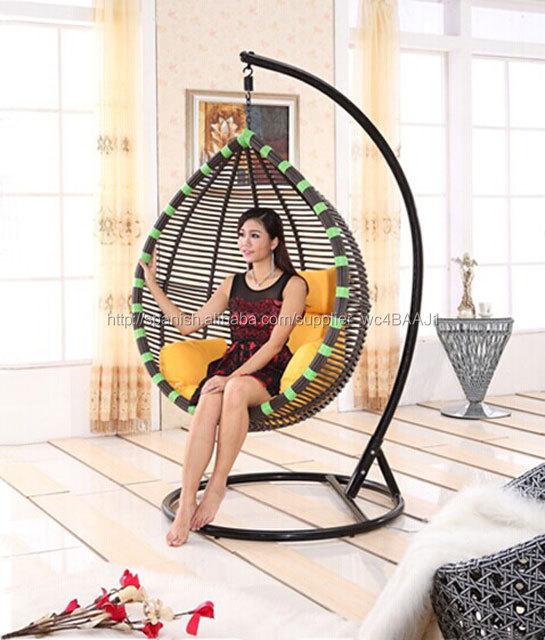 Fotos spanish montones de galer as de fotos en alibaba - Sillas colgantes de mimbre ...