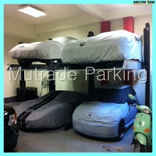 hydraulic protect car parking