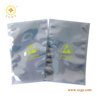 custom good quality electronic components ESD static shielding bag