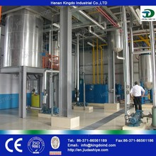 Soybean oil refinery processing cooking oil extraction machine