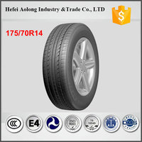 Germany tech new tyres with best rubber, passenger car tire 175/70R14