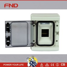 NEW IP65 Protection Level and Distribution Box Type abs plastic enclosure manufacturers