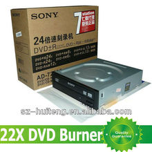 supplier 24x dvd writer dvd burner dvd rw for PC with FCC/CE/RoHs certificated