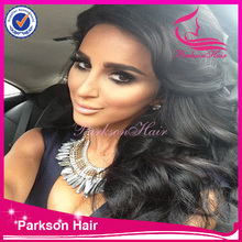 6A heigh quality beautiful body wave With fast shipping and best quality indian virgin hair lace wigs